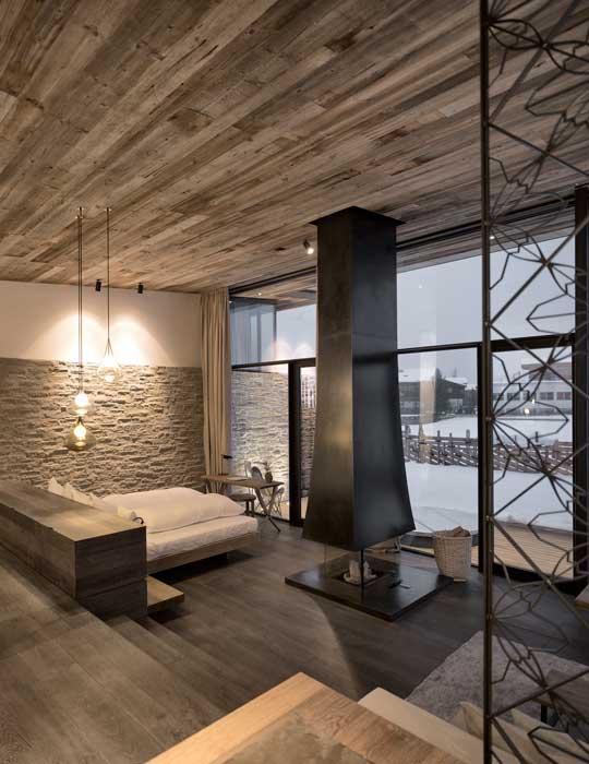 Gogl architekten design hotel for Designhotel wiesergut